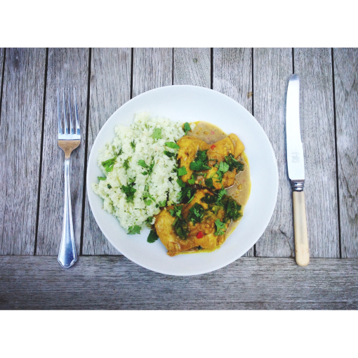 Chicken curry 2